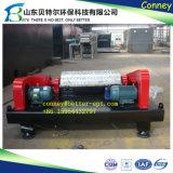 Centrifugeuse horizontale garantie de décanteur de vis de qualité pour la séparation de cambouis, décanteur de vis