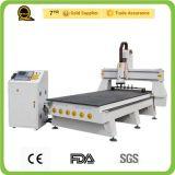 Ql-M25チーナンAtcディスクタイプ木製CNCのルーター機械