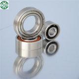 O rolamento de esferas S605 do aço inoxidável S606 S607 S608 brinca o rolamento