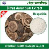 Гесперидин выдержки Aurantium цитруса 100% естественный