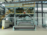 Máquina do Nonwoven de Spunbond do Polypropylene da tecnologia nova