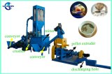Verschiedene Form-Fisch-Nahrungsmittelaufbereitende Zeile /Pet-Lebensmittelproduktion-Zeile