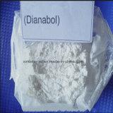 Mondelinge Anabole Steroid Dianabol voor Bodybuilding CAS 72-63-9