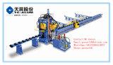 CNC de Lijn van de Machine van het Ponsen, het Merken en het Scheren voor de Staven van de Hoek