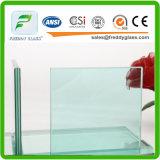 El claro/la leche/el blanco/el vidrio laminado de Clolored/templaron el vidrio laminado/templaron el vidrio laminado inferior de E/el vidrio laminado a prueba de balas endurecido coloreado