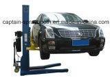 Elevador simples do carro de borne da alta qualidade padrão do Ce