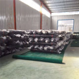 Green e Black poco costosi HDPE Sun Shade Net/Construction Safety Net