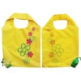 Le sac pliable imperméable à l'eau réutilisable de fruit d'Eco a personnalisé