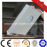 Cálido Temperatura de color (CCT) 6W 8W 10W 12W Todos en un solar de la calle de luz LED con movimiento Senso