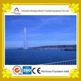 Alte fontane eccellenti di musica dell'acqua dello spruzzo