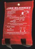Blanket En1869 / ASTM F1989 Padrão incêndio com PVC saco vermelho com BSCI