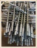 500/600mm/700mmのための空のGalvanizeddの足場ベースジャック