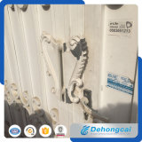 Puerta de seguridad sucinta decorativa del hierro labrado (dhgate-25)