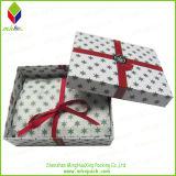 Tapa cosmética y la Base de la caja de papel de regalo
