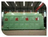 Carvão e caldeira de vapor despedida biomassa para a fábrica do alimento