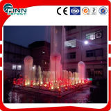 Plaza Rectangle LED Light Colorful Dancing Dancing Outdoor Fountain