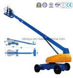 21.2-40.4m Diesel Tipo de brazo recto Plataforma de trabajo aéreo