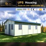 Casa prefabricada que ensambla rápida costada resistencia residencial y del viento permanente
