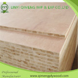 10 Jahre Gold Supplier für 18mm Block Board Plywood