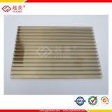 4mm bis 10mm hohles Polycarbonat-Bronzeblatt
