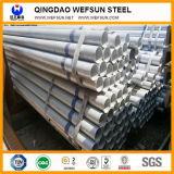 Pipes galvanisées plongées chaudes des pipes en acier HDG (ZL-HDGP)