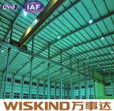 Nuova nuova struttura prefabbricata dell'acciaio per costruzioni edili di disegno di lunga vita