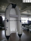 Bom barco de rio do PVC do projeto (HFP 2.2-3.3m)