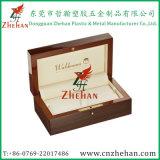 Caisse d'emballage en bois de fantaisie de bijou pour l'étalage de cadeau