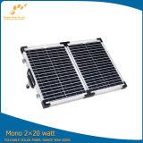 comitato solare monocristallino 2*20W per Motorhomes