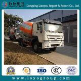 Camion del cemento della pompa della betoniera di Sinotruk HOWO 6X4 371HP 10m3