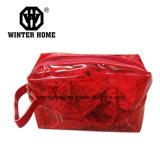 El bolso impermeable transparente más caliente del cosmético del PVC