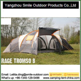 Ultra Raum-im Freienfamilien-kampierendes Zelt des Luxus-12 der Personen-4