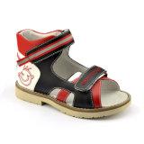 優美のオルトトマスのかかとの安定性のサンダルは矯正的な靴の子供の整形外科の履物をからかう