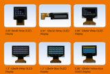 """0.69 """" 96*16 große Auswahl verwendete Bildschirmanzeige des Zeichen-OLED mit faltbaren Stiften"""