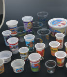 يشبع فنجان آليّة بلاستيكيّة [بكج مشن] ([هّبك-650])