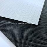Heißes des Verkaufs-2mm Förderband schwarzer Diamant-Profil-des Muster-PVC/PU