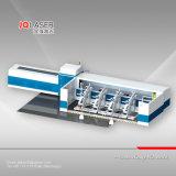 Máquina de estaca do laser para a perfuração da tubulação, perfurador do laser da fibra para o metal