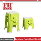 方法プラスチック注入の微笑の屋外の正方形の腰掛けの鋳造物