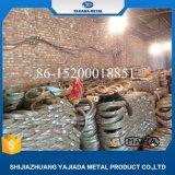 Alambre del hierro de Galvanzied para el alambre obligatorio de la construcción