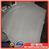 Hojas Titanium de ASTM B265 Gr2 para la conservación del agua