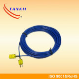 Tankii Legierungsthermoelement-Draht Typ-K Extensions-Kabel-Geschlechtskrankheit 330FT 20-Gauge
