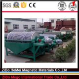 Separatore magnetico, preseparatore permanente bagnato del timpano magnetico per i minerali metalliferi