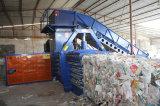 Het In balen verpakken van het Papierafval Machine