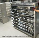 Ventilador de ventilação pesado do martelo Jlk-1530 para aves domésticas e estufa