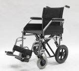 Transporte, plegable y ligero, sillón de ruedas, (YJ-005GDC)