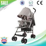 Carrinho de criança barato aprovado por atacado do Buggy de bebê En1888 com as 8 rodas de EVA