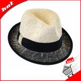 Шлем сторновки бумаги смеси цвета, шлем Fedora