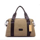 単一のショルダー・バッグ(GB#1001)が付いている2017の新しいキャンバス袋/ショルダー・バッグ