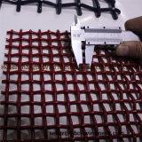 専門家はワイヤーによってひだを付けられた網に電流を通した