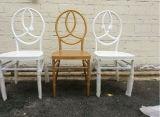 結婚式、党(M-X1205)のための金カラー金属のフェニックスの椅子